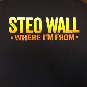 T-Shirt (Where I'm From)